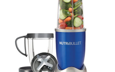 NutriBullet 600W blue